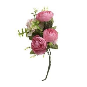 Ružová dekoratívna kvetina Heaven Sends