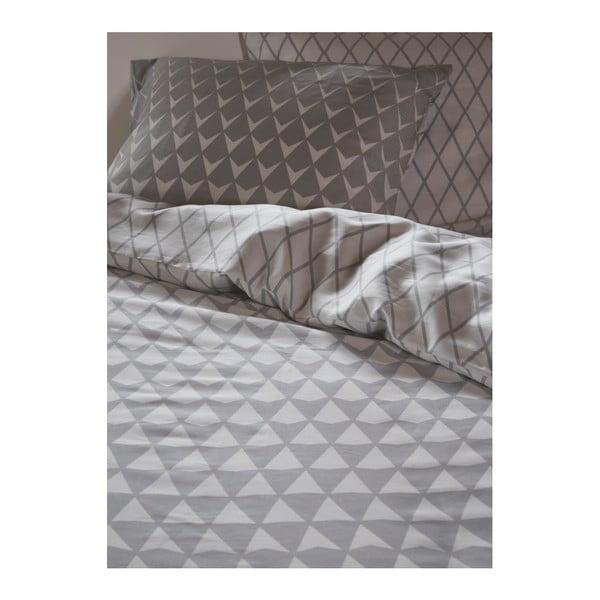 Obliečky Esprit Mina sivé, 200x200 cm