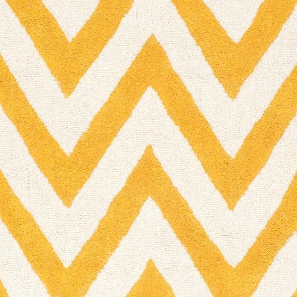 Vlnený koberec  Safavieh Stella Sunrise, 152x243 cm