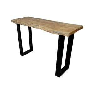 Konzolový stolík z akáciového dreva HSM collection SoHo