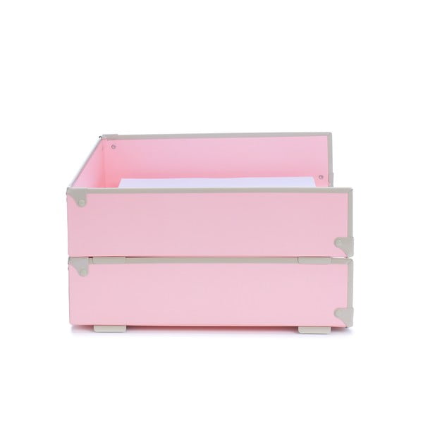 Organizér na listy Design Ideas Frisco Pink