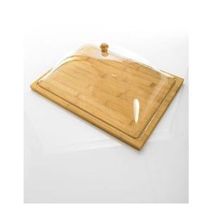 Bambusová nádoba na maslo Almendro L