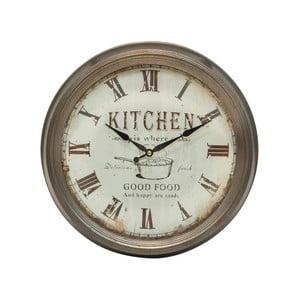 Nástenné hodiny Novita Kitchen