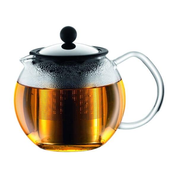 Kanvica na čaj so sitkom Assam, 0,5 l
