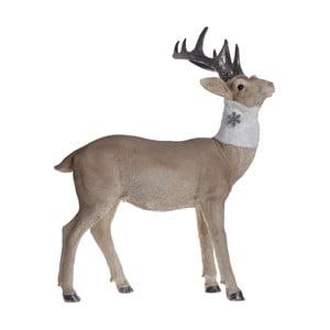 Dekoratívna soška Ewax Reindeer, výška 63 cm