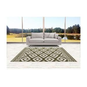 Zelený koberec DECO CARPET Verona, 160×230 cm