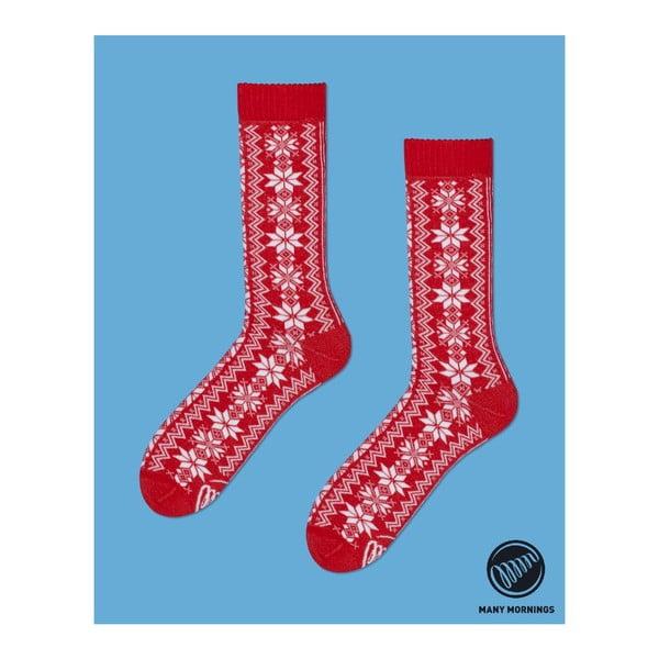 Ponožky Many Mornings Warm Winter, vel. 39/42