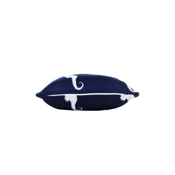 Polštář s výplní Blue and White 24, 43x43 cm