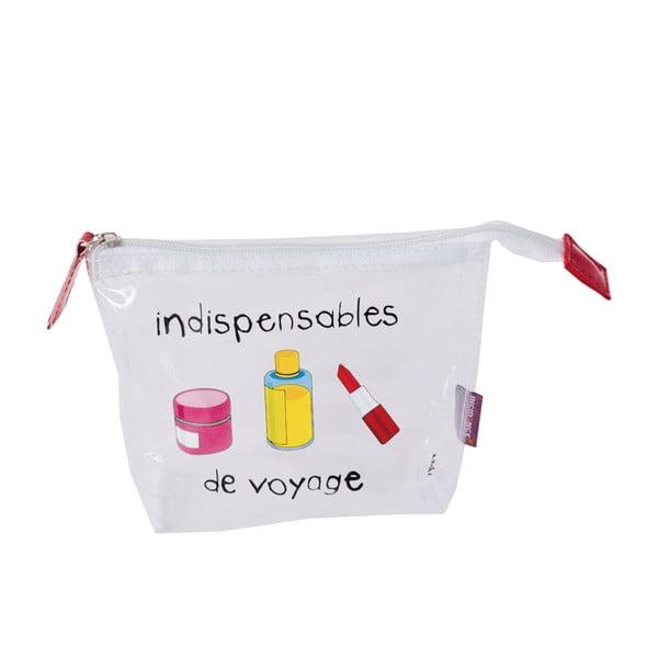 Toaletná taška s prázdnymi fľaštičkami Indispensables