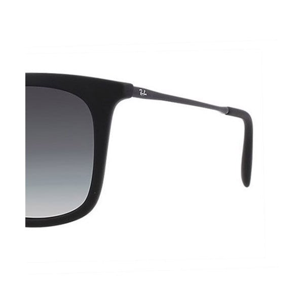 Unisex slnečné okuliare Ray-Ban 4221 Black 50mm