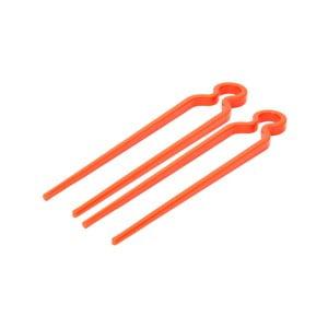 Sada 2 dvojitých paličiek na trénovanie Dexam SOW Chopsticks