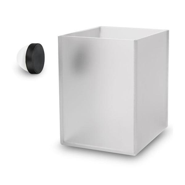 Biely magnetický boxík Reenbergs Magnetic