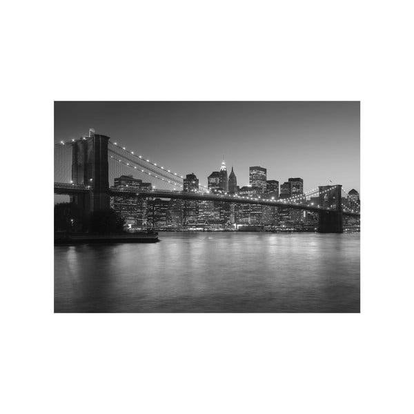 Veľkoformátová tapeta V Brooklynu, 360x253cm
