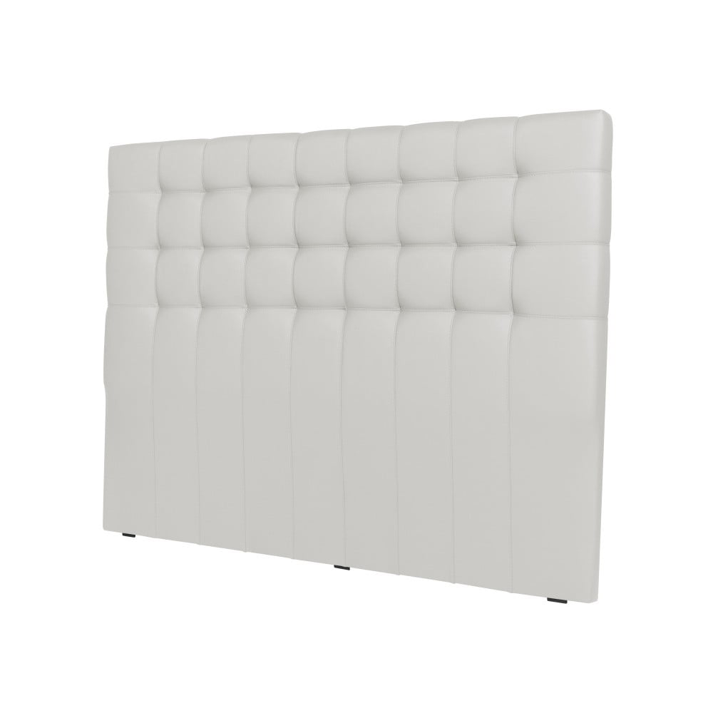 Biele čelo postele Windsor & Co Sofas Deimos, 140 × 120 cm