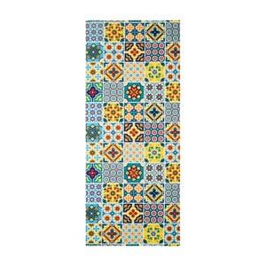 Vysokoodolný koberec Webtappeti Azulejo, 58 x 80 cm