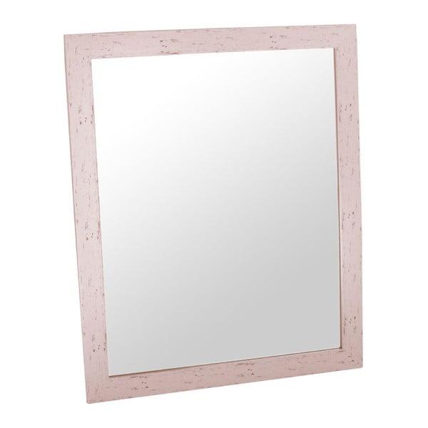 Zrkadlo Romantic Pink, 46x56 cm