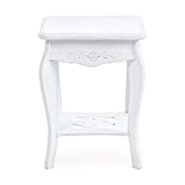 Stolička z teakového dreva Bizzotto Daisy
