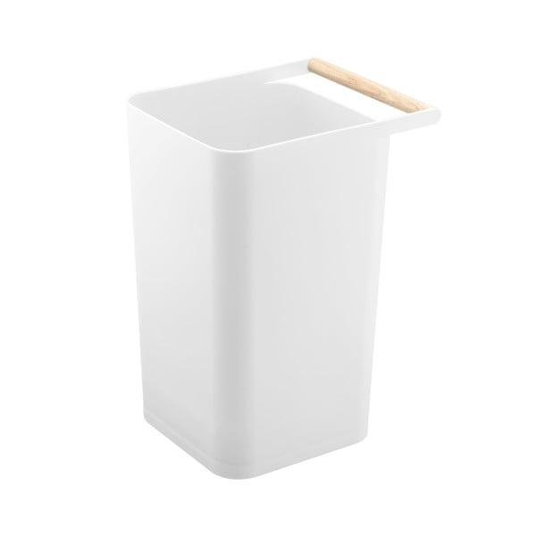 Biely kôš na papier Yamazaki Como