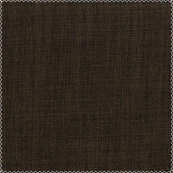 Rozkladacia pohovka Karup Point, Black/Raw Beech/Choco Brown