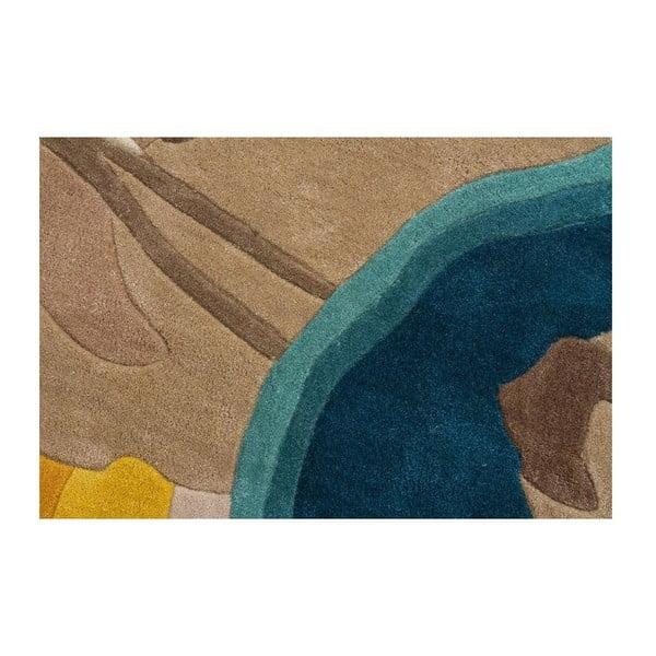Koberec Flair Rugs Poppy Teal, 160x230cm