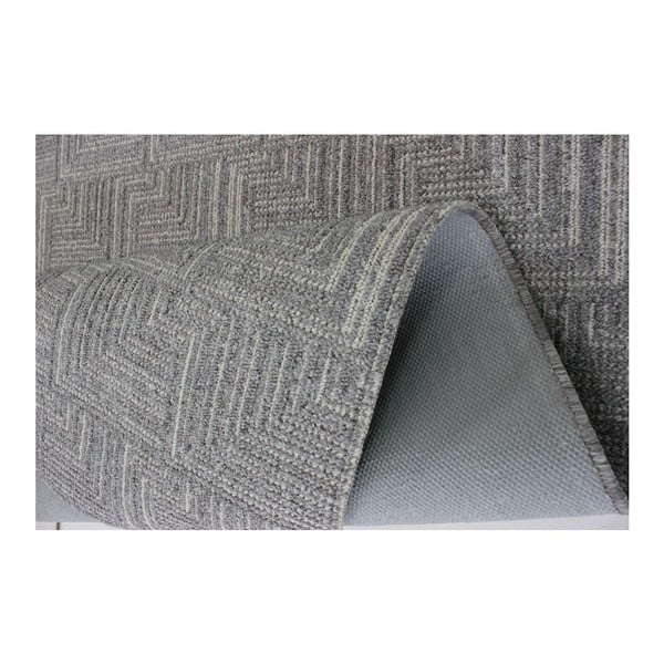 Koberec Pinnacle Grey, 67x300 cm