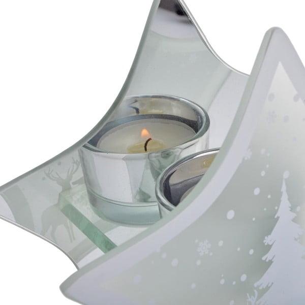 Stojan na sviečku Christmas Tree