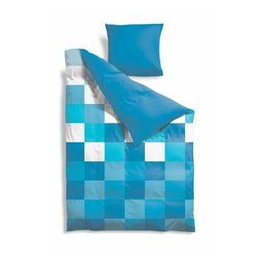 Obliečky Blue Pixel, 140x200 cm