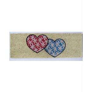 Rohožka Little Hearts, 70x24 cm