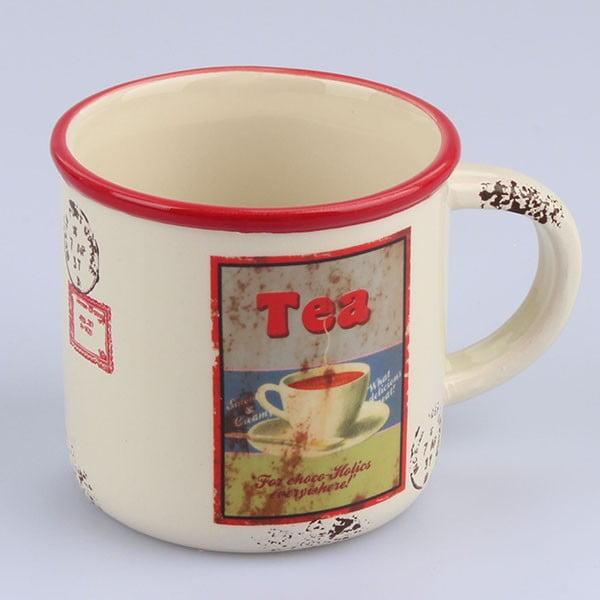 Keramický hrnček Tea