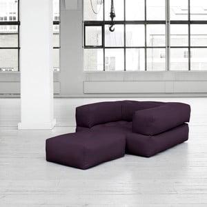 Variabilné kreslo Karup Cube Purple