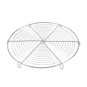 Odkladacia mriežka na torty Metaltex Cooler, ø 35 cm