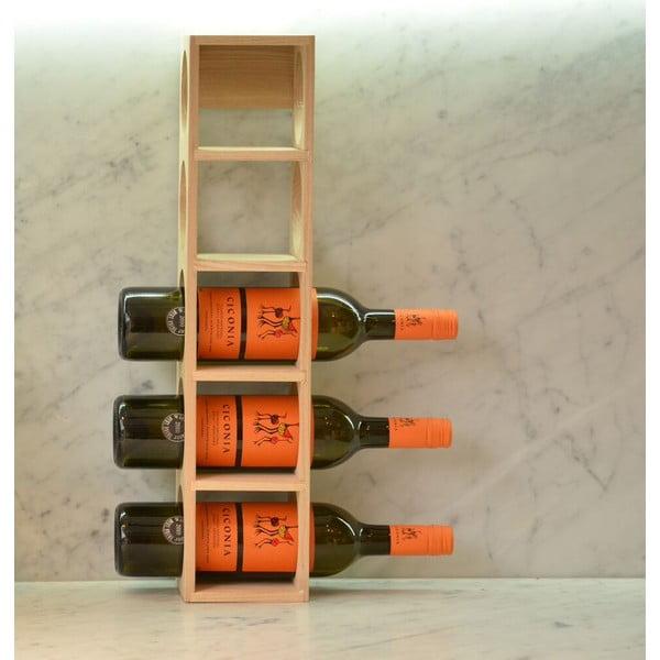 Stojan na fľaše vína Wireworks Wine