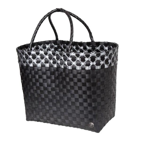 Taška Sofia Shopper Black/Silver