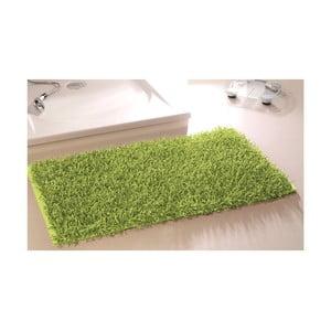 Kúpeľňová predložka Metallic Look Green, 50x70 cm