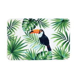 Kúpeľňová predložka Wenko Tucan, 45 x 70 cm