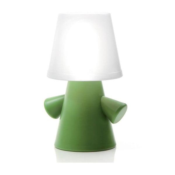 Solárna otočná lampa Greenman