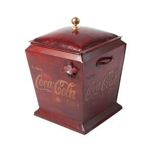 Červený chladiaci box RGE Winter