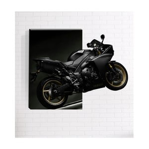 Nástenný 3D obraz Mosticx Motorka, 40 x 60 cm