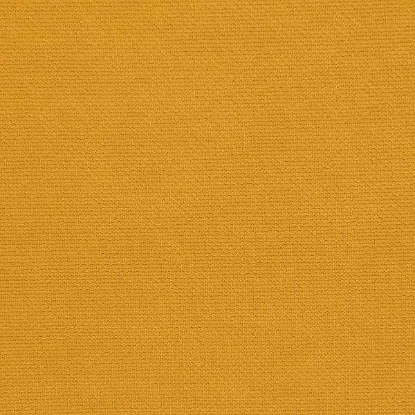 Žltá pohovka pre troch VIVONITA Kelly Linkoln