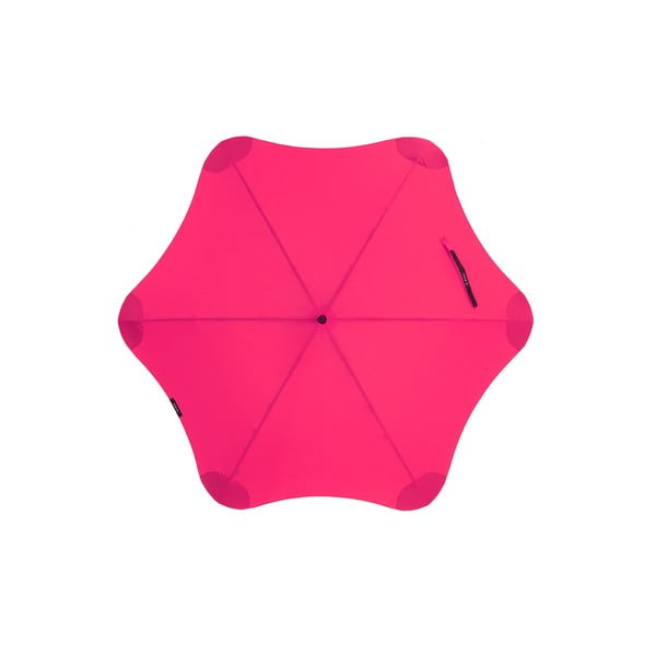Vysoko odolný dáždnik Blunt XS_Metro 95 cm, ružový