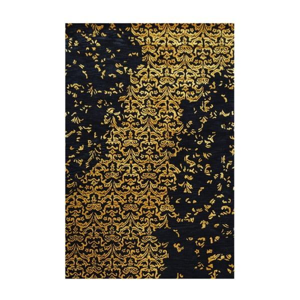 Vlnený koberec New Jersey Gold, 122x183cm