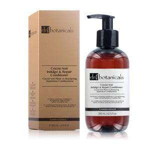 Kondicionér na poškodené vlasy Dr.Botanicals Cocoa Noir Indulge and Repair, 200 ml
