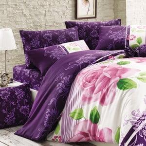 Obliečky Rozalin Purple, 240x220 cm
