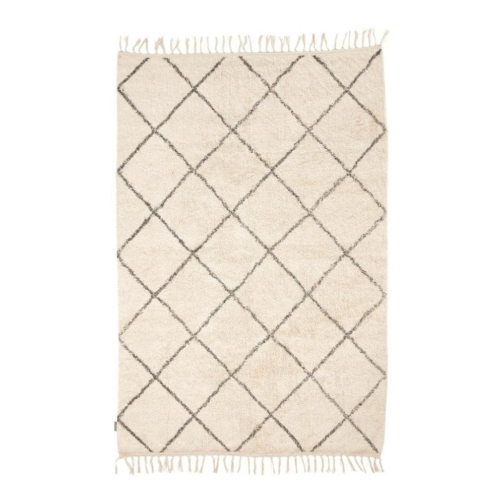Bavlnený koberec Hübsch Morgan, 120 × 180 cm
