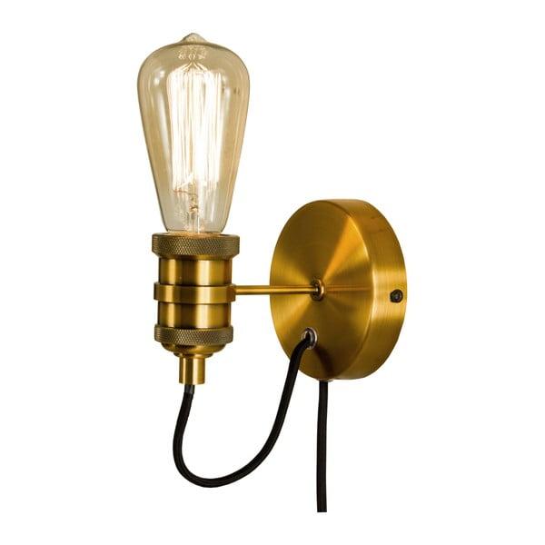 Nástenné svietidlo Scan Lamps Wermland Antique