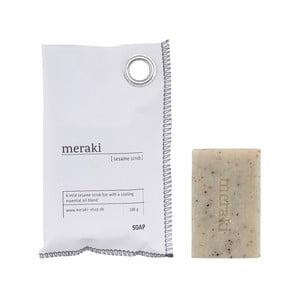 Mydlo na ruky Meraki Sesame Scrub, 100g