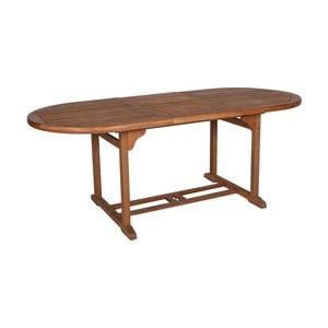 Rozkladací zahradný drevený stôl Crido Consulting Marlen