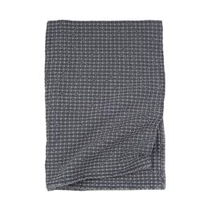 Čierna deka Walra Nils, 130×180 cm