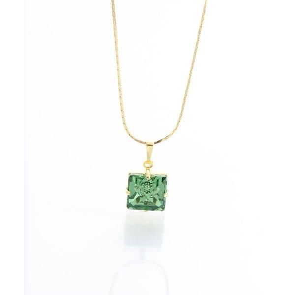 Náhrdelník Yasmine Amulette Green