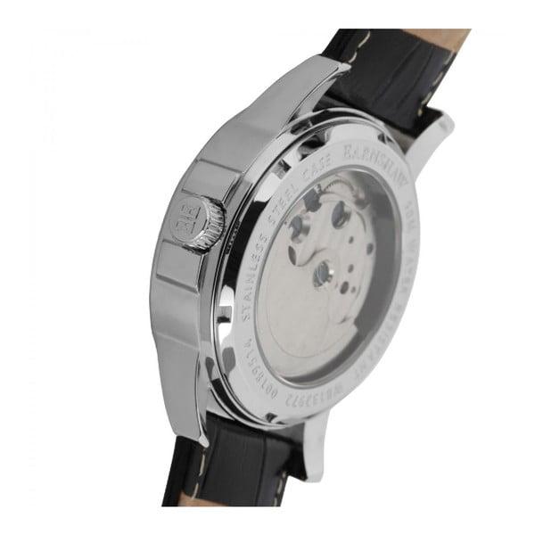 Pánske hodinky Thomas Earnshaw Metallic Black/Silver